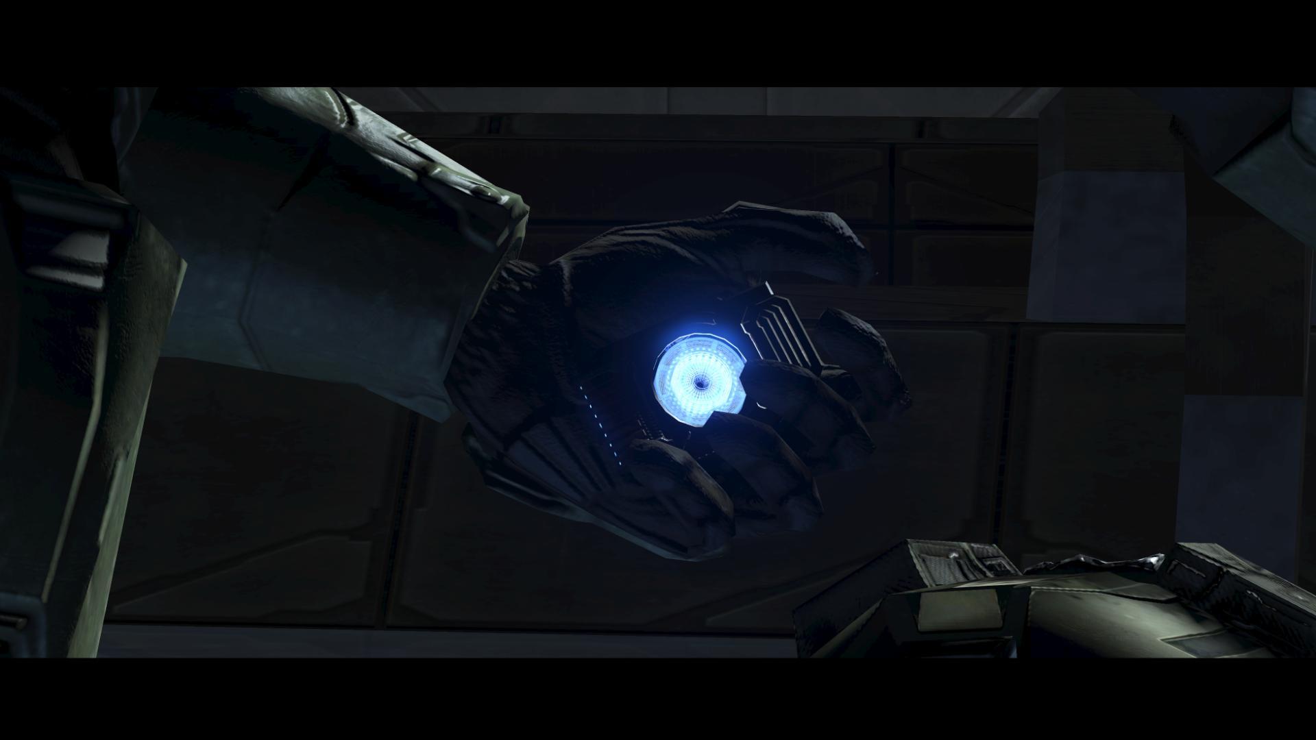 Concept Art Cortana Halo 3
